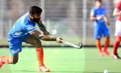 India started off aggressively and earned themselves a