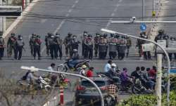 myanmar, myanmar coup protest, myanmar protest