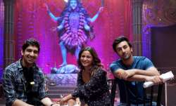Alia Bhatt is all smiles with her 'magical boys' Ranbir