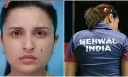 Parineeti Chopra in Saina Nehwal biopic
