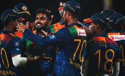 WI vs SL: Sri Lanka secure 43-run to win to level three-match T20I series 1-1