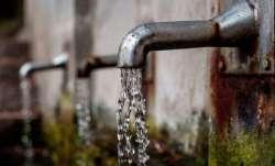 delhi water supply