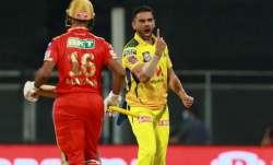 Deepak Chahar, IPL 2021, PBKS vs CSK, IPL 2021 PBKS vs CSK