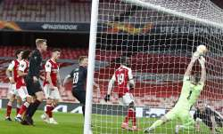 Europa League Q/Fs: Arsenal rue late equalizer; Man Utd beat Granada 2-0