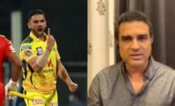 IPL 2021 Exclusive: Deepak Chahar among top-5 bowlers for India right now, says Sanjay Manjrekar