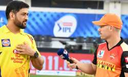 IPL 2021: In-form CSK start favourite against inconsistent SRH