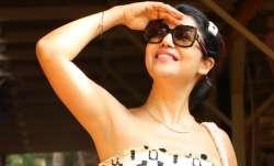 'Ramayan' actress Debina Bonnerjee celebrates lockdown birthday second year in a row