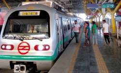 delhi metro, delhi weekend lockdown, delhi lockdown news, weekend lockdown news, delhi metro weekend