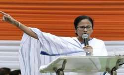 In picture, CM Mamata Banerjee