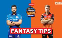 Sunrisers Hyderabad vs Mumbai Indians Dream11 Prediction: IPL 2021 Fantasy Tips