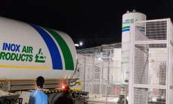 ganga ram hospital, oxygen supply