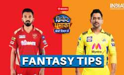 Punjab Kings vs Chennai Super Kings Dream11 Prediction: Find fantasy tips for IPL 2021 Match 8 PBKS
