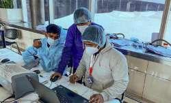 300 air passengers skip Covid-19 test at Silchar airport