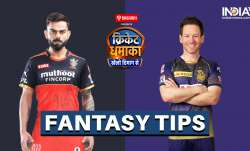 Royal Challengers Bangalore vs Kolkata Knight Riders Dream11 Prediction: IPL 2021 Fantasy Tips