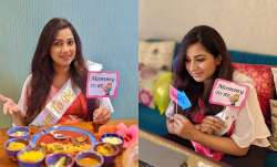 Shreya Ghoshal shares 'online surprise baby shower' pictures