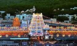 TTD's claim on Hanuman's birthplace at Tirumala Hills creates stir in Karnataka