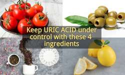 Keep uric acid under control by eating these 4 home ingredients