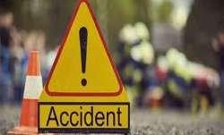 Three killed, car truck, collision, Uttar Pradesh, Muzaffarnagar, victim, car collision, Kajikheda v