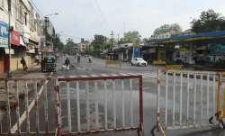 bhopal lockdown