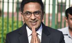 SC judge D Y Chandrachud