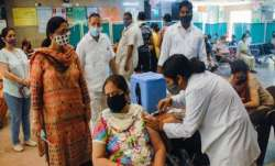 Prioritise vaccinating those due for second dose of COVID-19 vaccine: Centre to states