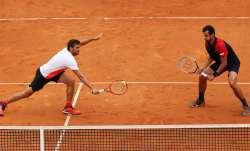 Croats Nikola Mektic and Mate Pavic