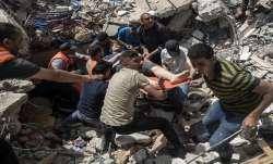 Israel attack in Gaza
