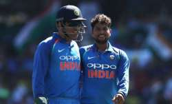 Kuldeep talked about his struggles on the field and conceded that he missed the guidance of former I