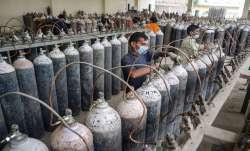 uttar pradesh oxygen cylinder