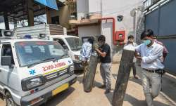 Oxygen cylinder rates capped in Gurugram, home delivery to