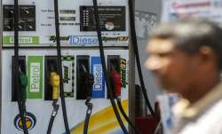 Petrol prices in Mumbai rose by 26 paisa to Rs 98.12 a