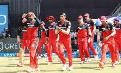 Royal Challengers Bangalore, IPL 2021