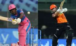IPL 2021: Struggling RR and SRH seek revival in match against each other
