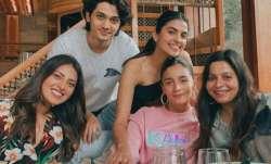 Alia Bhatt enjoys brunch with friends