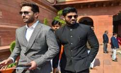 Chirag Paswan accused the JD(U) for working to split his