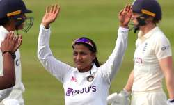 Sneh rana, India women vs England women,