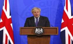 Boris Johnson, UK, England lockdown extended