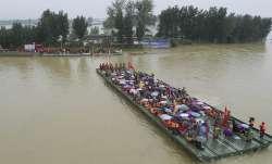 China floods, China floods 2021, Henan floods