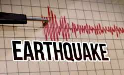 Earthquake hits Sikkim