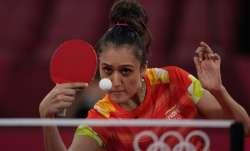 Table Tennis: Manika Batra makes incredible comeback to enter third round in Tokyo Olympics