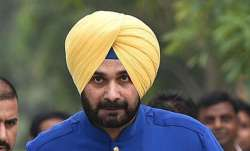 Navjot Sidhu holds meeting with party's state leadership