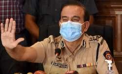 Param Bir Singh extortion case