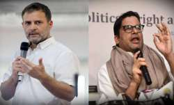 While Kishor is proposing to join the party, senior leaders