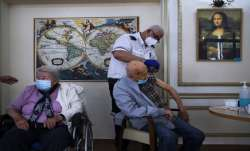 Israel, third COVID booster shot, older citizens, latest international news updates, israel, covid s