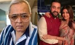 Hansal Mehta supports Shilpa Shetty amid Raj Kundra controversy