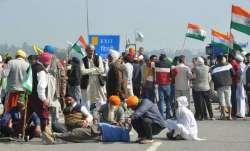 Kisan protest