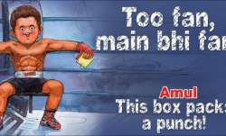 Toofaan packs a punch as Amul gives shoutout to Farhan Akhtar's film with its latest topical