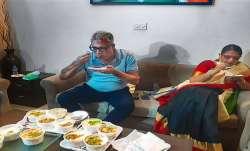 Trinamool Congress MPs Derek OBrien and Kakoli FILE | Ghosh