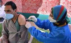Covid vaccines, covishield covaxin mixing vaccines, no recommendation, govt parliament rajya sabha r