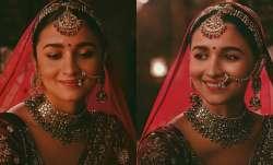 Alia Bhatt's latest bridal ad sparks debate